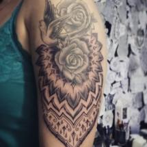 Mystical Pain Tattoo