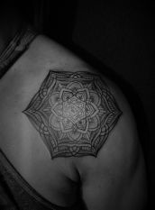 @ Mystical Pain Tattoo